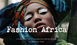 Fashion Africa cover trimmed