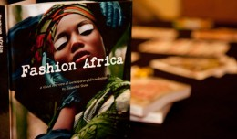 fashion africa book launch