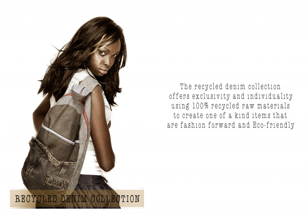 Sylvia Owori Recycled Denim Project Africa Fashion Guide