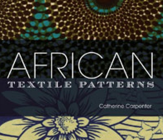 african textile patterns book