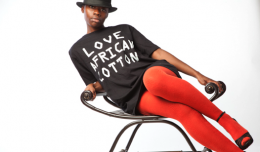 Africa Fashion Guide African Cotton Tee Campaign - 2012 - Image copyright AO-Photography for Africa Fashion Guide