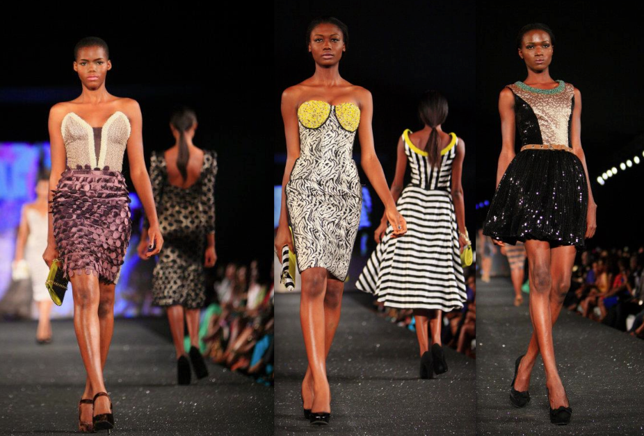 African Fashion Dresses 2012