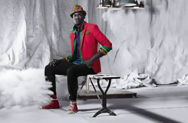 Nelson Mandela 46664fashion AW12 collection