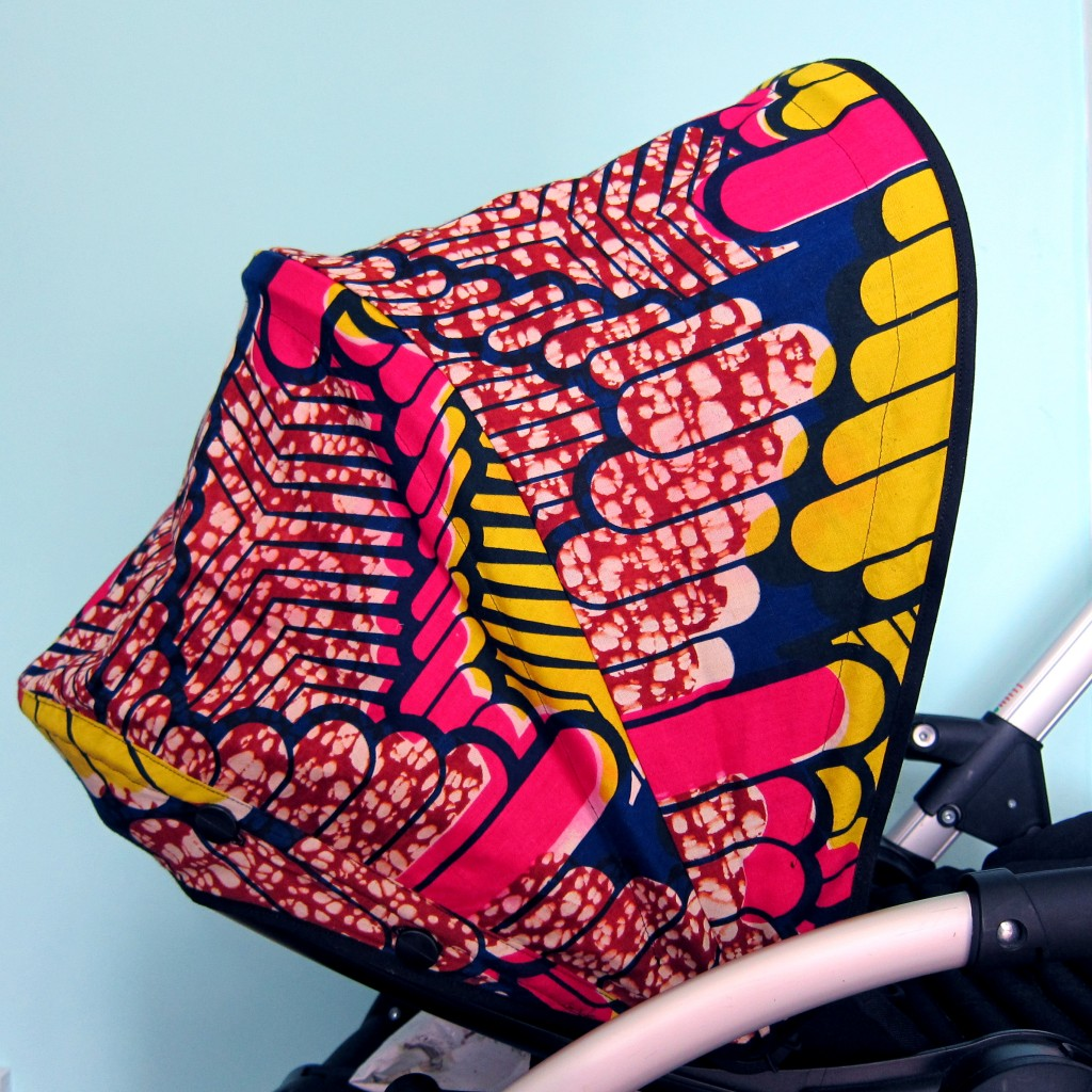 African Print Takes Up Fashion For The Buggy The