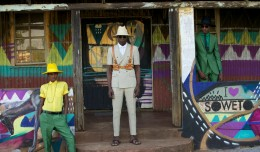 Ozwald Boateng SS12 collection - SOWETO