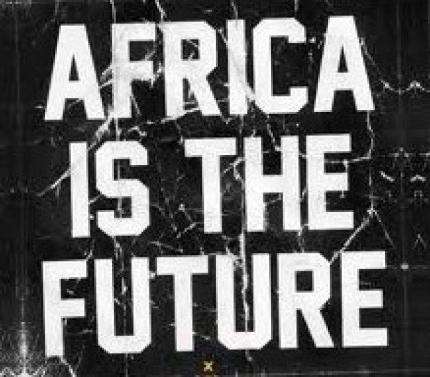 Africa is the Future copyright image