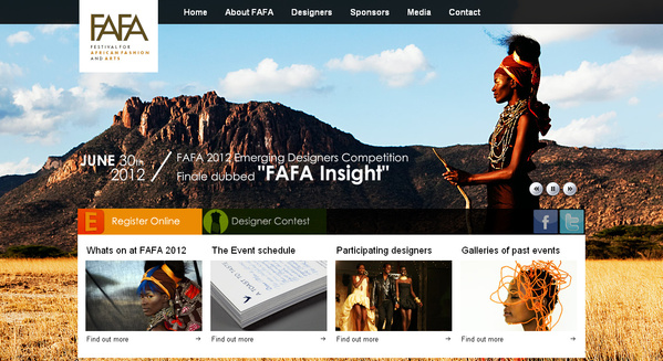 FAFA kenya website