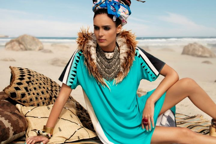 Fashion Africa Featured Brand Lalesso Ss13 Collection Shown At Mercedes Benz Cape Town Fashion Week Africa Fashion Guide