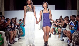 Fikirte Addis at Africa Fashion Week in New York  AFWNY 2012 (1)