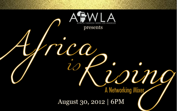 AFWLA africa is rising event