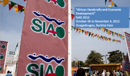 SIAO Burkina Faso 2012 - image courtesy West Africa trade Hub