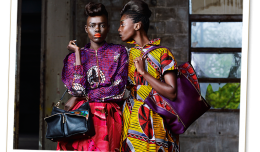 Vlisco Funky Grooves Campaign