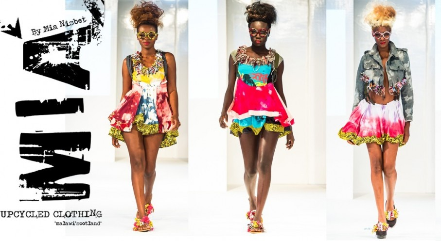 cover AFWL MIA by Mia Nisbet SS13 collection - images by Catwalk Capture