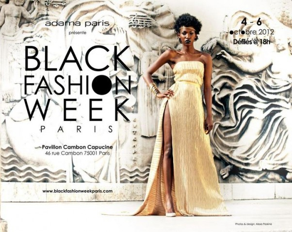 Black Fashion Week Paris 2012