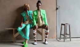 loza maleombho SS13 collection