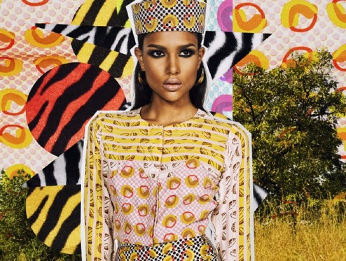 Jewel By Lisa Colabs With L Oreal On A Spring Summer 2013 Make Up Campaign Africa Fashion Guide