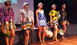 Chichia London at Africa Utopia Southbank London Fashion Show Summer 2012 - image copyright Jacqueline shaw Africa Fashion Guide