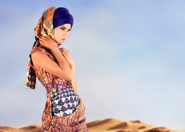 Eki Orleans AW13 Collection Desert Horizons