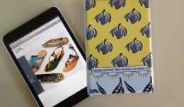 Doreen Mashika iPad covers
