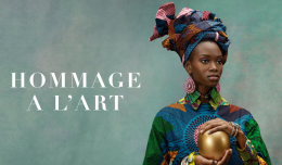 Hommage à l'Art collection - Vlisco
