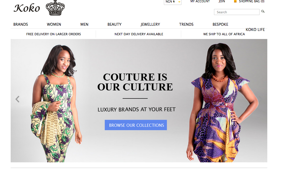 South african online clothing boutiques