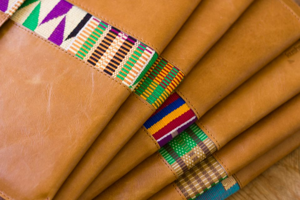 Kushn Leather Goods Company Supports More African