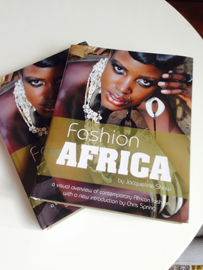 image by Styled By Africa at the Fashion Africa Book launch Feb 2014