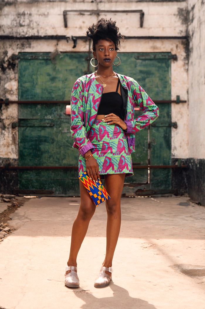 Yevu Wax Print Apparel Ethically Made In Ghana Designer Africa Fashion Guide