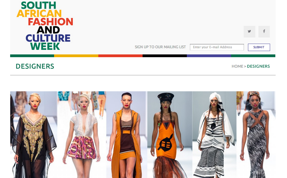 South African Fashion And Cultural Week Comes To London Event Africa Fashion Guide